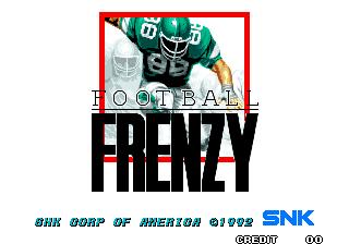 Football Frenzy